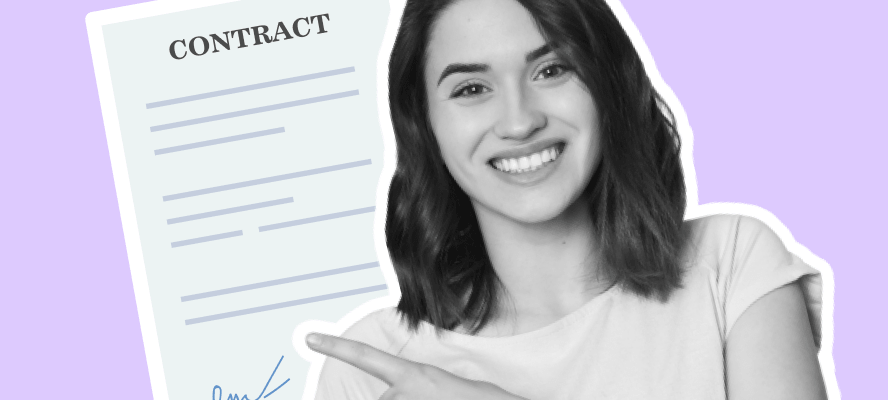 influencer contracts