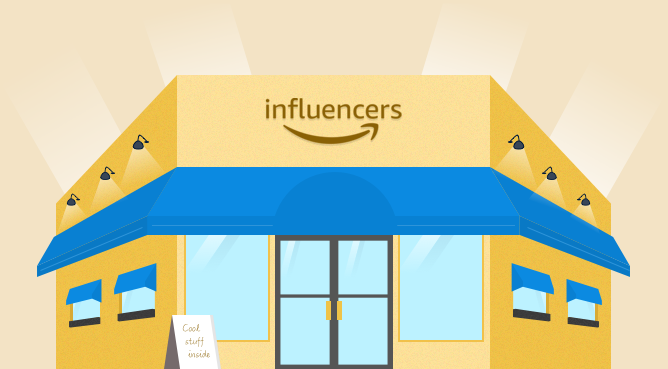 how to find amazon influencers