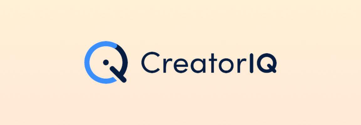 creatoriq influencer marketing tool